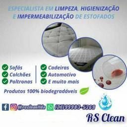 Lavamos Tapetes sofá colchão
