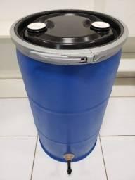 Reservatório para água da chuva 120 litros