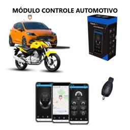 Alarme rastreador - Módulo automotivo Carmotize