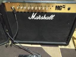 Caixa Marshall MG100fx