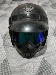 Capacete Doss Helmet