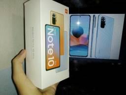 Xiaomi Redmi Note 10 Pro Azul 6/128 GB (Lacrado)