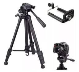 Tripé Universal Câmera E Celular Selfie Ajuste 1m 3110