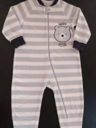 Macacão pijama! 2 anos menino