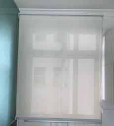 Cortina persiana rolo tela solar