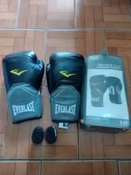 Luva Everlast boxe/muay thai