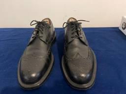 Sapatos italianos, Fratelli Poluso, cromo negro