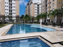 Cd. Smile Village, Cidade Nova, bem na Av. Max Teixeira, com 2 quartos