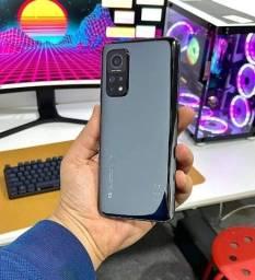 Caixa Lacrada - Celular Xiaomi Mi 10T 5G - 8GB Ram / 128GB Rom - Versão Global + Capinha