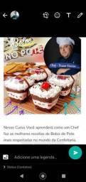 Curso online de bolo de pote
