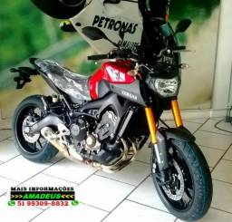 Yamaha Mt-09 - 2018