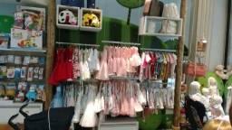 Loja de roupas infantis em localização nobre de Florianópolis