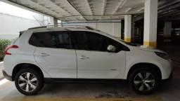 Peugeot 2008 1.6 Automático griffe 16v flex branco perolizado 17/17 - 2017