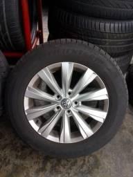 VW jogo de rodas novo virtus (apenas venda) Leia o anúncio