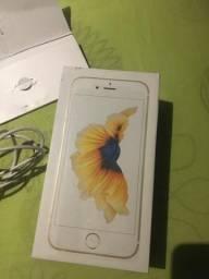 Vendo iPhone 6s De 64 GB gold