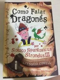 Livro ?Como falar dragones?