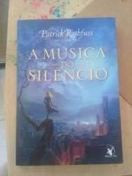 Livro A Música do Silêncio