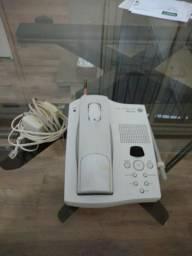 Telefone sem fio com secretária eletrônica
