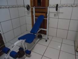 Estação/Aparelho de Musculação