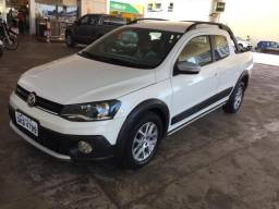 Vw - Volkswagen Saveiro cross 1.6 gabine dupla 14/15 - 2014