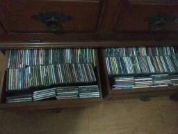 Coleção de CDs de Rock, Pop, Blues, MPB