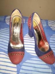 Vendo sapato zero uso