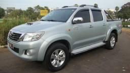 Toyota Hilux 3.0 CD T.D!!! Impecável!!! Mecânica!!! - 2015