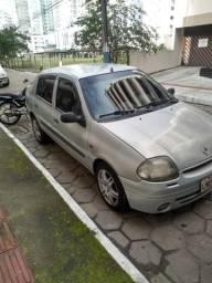 Clio Sedan 1.6 16V GNV - 2002