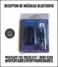 Bluetooth para som sem bluetooth LEIA