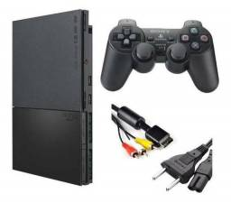 Play Station 2 + controle