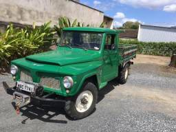 Ford F-75 ano 1973