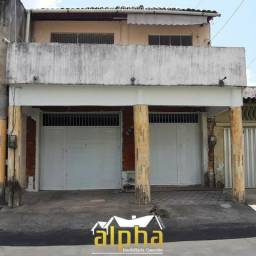 Casa Plana no Joquei Clube - Ótima Localização - 2 Casa Independentes