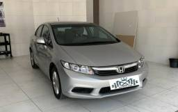 Honda Civic LXL 1.8 Aut - 2012 - 2012