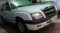 Blazer 2001 2.4 completa branca - 2001