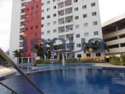 Apartamento com 3 dormitórios à venda, 64 m² por R$ 310.000 - Monte Castelo - Fortaleza/CE