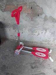 Patinete 4 rodas