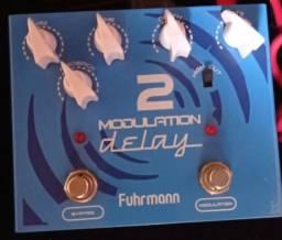 Pedal modulation delay 2