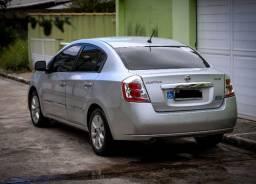 Nissan Sentra 2.0 S Flex GNV Automático em perfeito estado