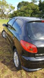 Vendo PEUGEOT 206 Allure 1.6 16v Flex 2008, APENAS 91mil KM!!!!
