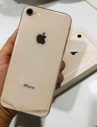 Iphone 8 64gm impecável