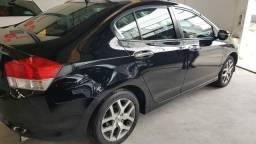 Honda city 1.5 EX automático vendo troco e financio R$