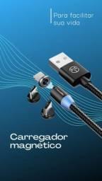 Carregador de celular magnético
