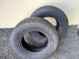 2 pneus 245/70 Aro 16