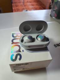 Fone sem fio Samsung Buds - 2 meses de uso, na caixa
