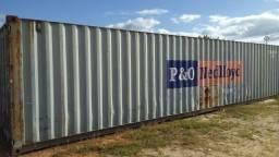 Container HC Almoxarifado (quarenta pes) - Conteiner 12m
