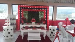 Itens decoração  festa