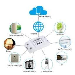 Automação Residencial - Sonoff Basic