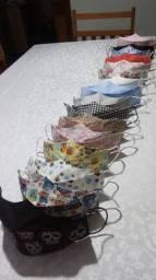 Máscaras de proteção 3D