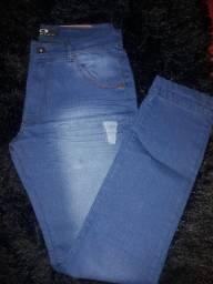 PROMOÇÃO Calça jeans com lycra masculina