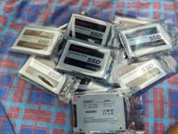 SSD's 120gb e 240gb novos